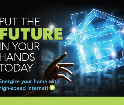 Put the Future in Your Hands Today