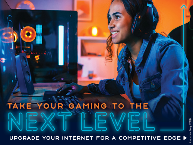 Take your gaming to the next level