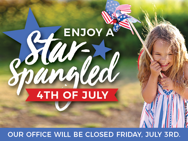 Enjoy a Star-Spangled 4th of July