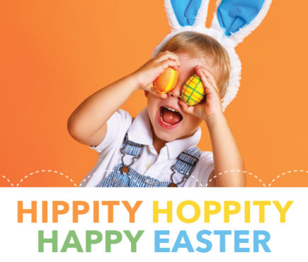 Hippity Hoppity Happy Easter